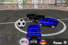 4×4 Soccer Driving