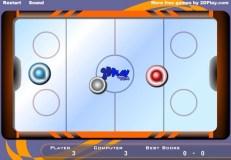 2D Air Hockey