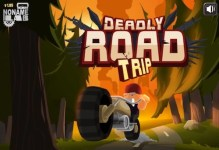Deadly Road Trip