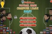 Football Heads Champions League 2016/17