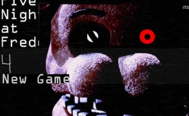 Five Nights At Freddy S 4 Unblocked Games