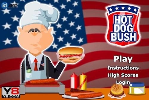 Hot Dog Bush