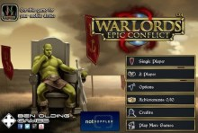 Warlords Epic Conflict (Version 3)