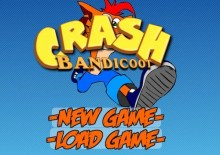 Crash BandiCoot Flash Version