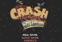 Crash Bandicoot – The Huge Adventure (GBA)