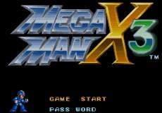 Mega Man X 3 (SNES)