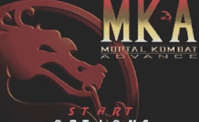 Mortal Kombat Advance Gba Unblocked Games