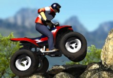 New Dimension Mountain ATV