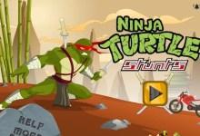 Ninja Turtle Stunt
