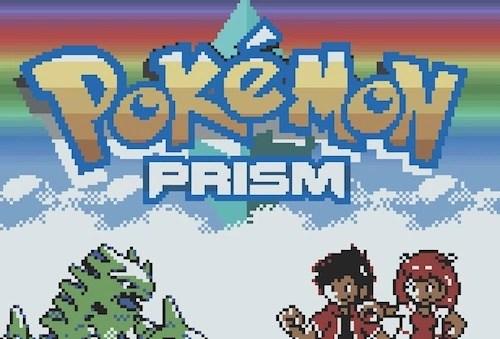 Pokemon prism final version gbc