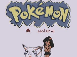 pokemon wisteria