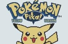 Pokemon Pika Yellow Version (GB)