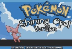 Pokemon Shining Opal (GBA)