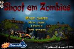 Shoot'em Zombies