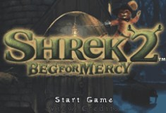 Shrek 2: Beg for Mercy (GBA)