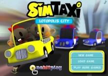 SIM Taxi: Lotopolis City