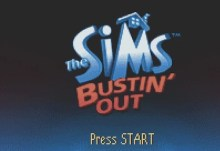 The SIMS Bustin' Out (GBA)