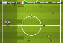 Simple Soccer Championship