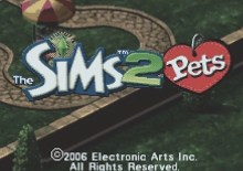 The SIMS 2 Pets by EA (GBA)