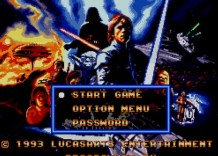 Super Star Wars 4: The Empire Strikes Back (SNES)