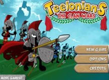 Teelonions: The Clan Wars