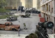 War Zone Battle
