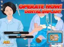 Operate Now Dental Implant Surgery