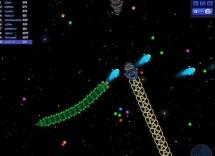 Y8 Space Snakes