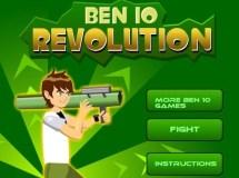 Ben 10 Revolution