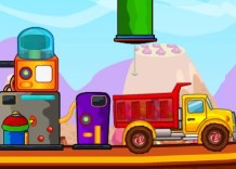 Candy Land Transport