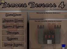 Demonic Defence 4
