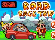 Road Rage Trip Hacked