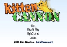 Kitten Cannon Hacked