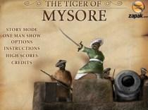 Tiger of Mysore Hacked