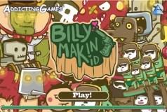 Billy Makin Kid