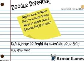doodle defender