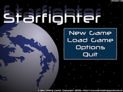 StarFighter Hacked