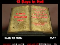 13 Days in Hell Hacked