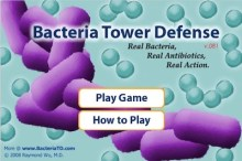 Bacteria Tower Defense Hacked