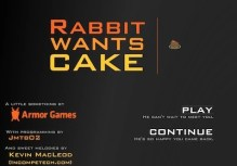 Rabbit Wants Cake