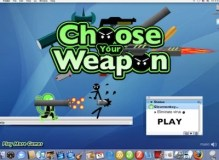 Choose Your Weapon Hacked