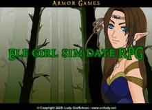 Elf Girl SIM Date RPG Hacked