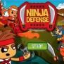 Ninja Defense Unblocked Games