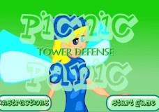 Picnic Panic Tower Defense Hacked