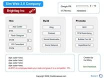 Sim Web 2.0 Company Hacked