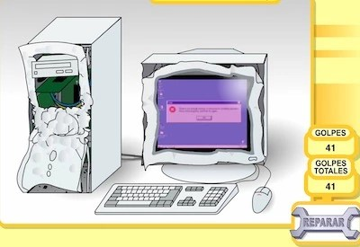 PC Breakdown (Metele Al Ordenata)