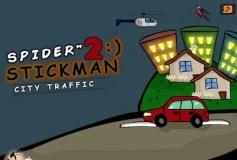 Spider Stickman 2