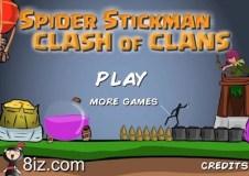 Spider Stickman 7