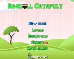 Ragdoll Catapult