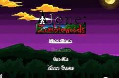 Alone Zombiewoods